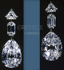 Greville Diamond drops