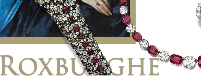 Roxburghe Jewels Important Primrose Rosebery Ruby