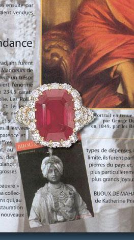 Juwelensammlung Indischer Prinzen Jewels Of The Indian
