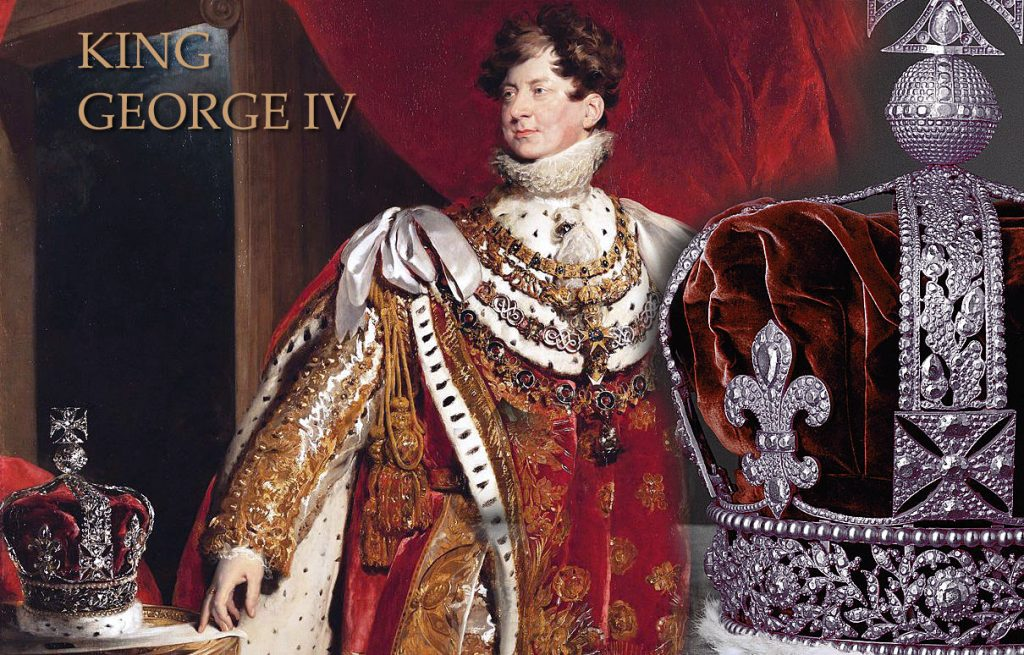 George IV: Art & Spectacle King Georg of Great Britain Coronation