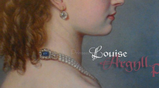 Princess Louise Duchess of Argyll |Royal Historic Pearls | Princess of Great Britain and Irland