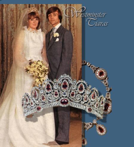 Bagration Spinel Diamond Parure| Royal Imperial Jewel History Grosvenor