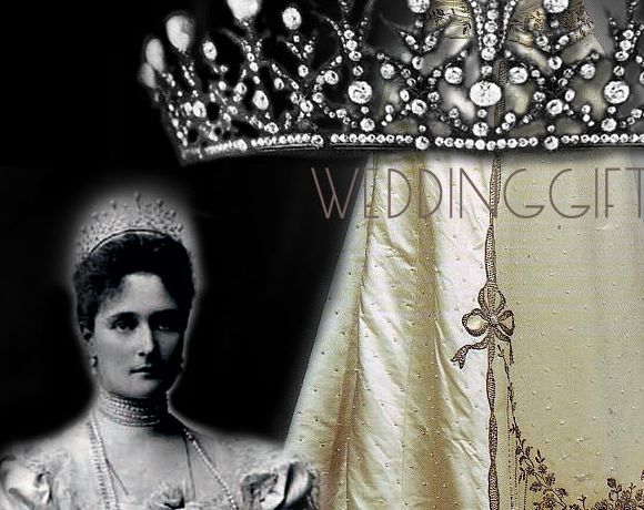 Imperial Diamond Tiara with Pearls and Diamonds of Empress Alexandra Feodorovna Imperial Jewels of the Romanovs | Jewels of the Tsars The lost pearl jewellery of Empress Alexandra Feodorowna of Russia