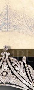 Harambure Cartier Diamant Diadem