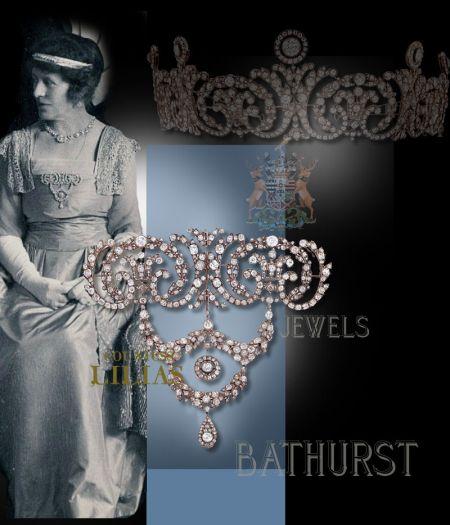Countess of Bathurst | Royal Gifts and Wedding Prestents | Nobel und Royal Jewel History
