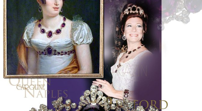Amethysts |Duchess of Bedford Marchioness of Tavistock Historic Jewels