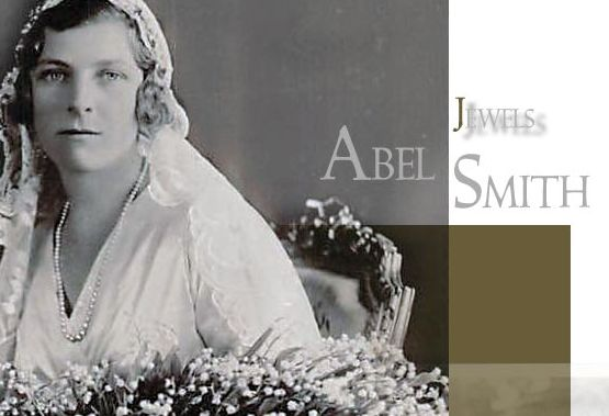 Lady May Cambridge Wedding Royal Marrige Jewels | Abel-Smith