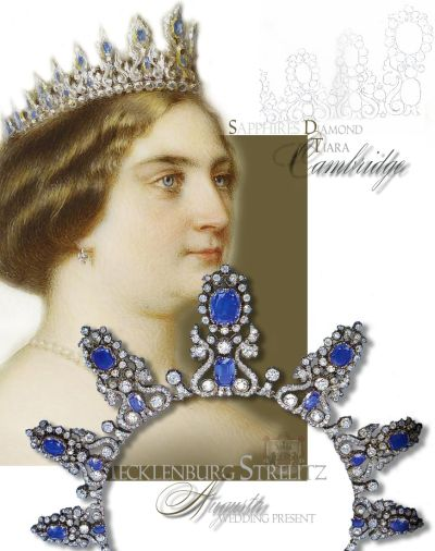 Cambridge Sapphires | Royal Jewelry