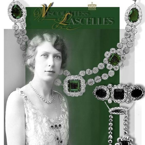 Royal Emerald Jewels|Princess Royal Mary|Marriage gift of the Fellows and Members of the Royal Colonial Institute