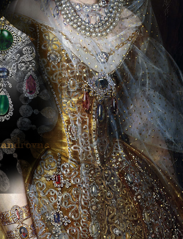 Royal Imperial Jewels | Maria Alexandrovna Romanov | Marie of Hesse and by Rhine - Empress Consort of Russia Historcial jewelry