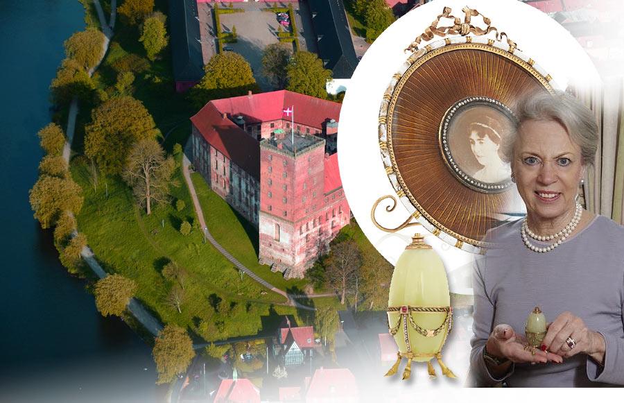 'FABERGÉ - Juwelier der Zaren und die Verbindungen zur dänischen Königsfamilie