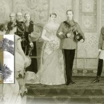 Duchess of Albany Wedding  | Heirloom Jewels Fürstin Helene zu Waldeck-Pyrmont, Princess of Nassau
