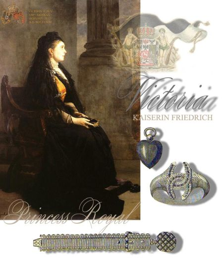 """Empress Friedrich 