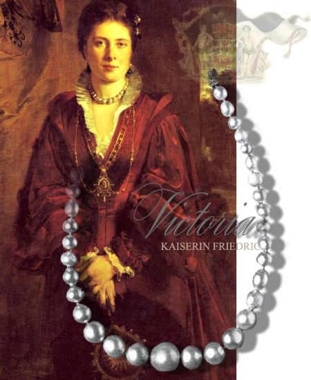 rown Princess Victoria and not the current Queen Augusta. Victoria, Princess Royal of the United Kingdom--later Empress Friedrich-