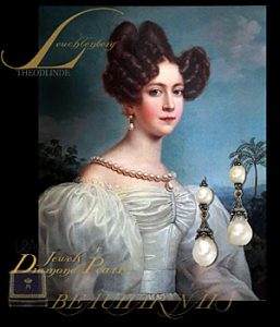 Kaiserin Josephine Beauharnais| Leuchtenberg |Imperial Pearls and Diamonds Beauharnais Juwelen der Herzogin von Leuchtenberg|Kaiserliche Diamanten und Royaler Schmuck