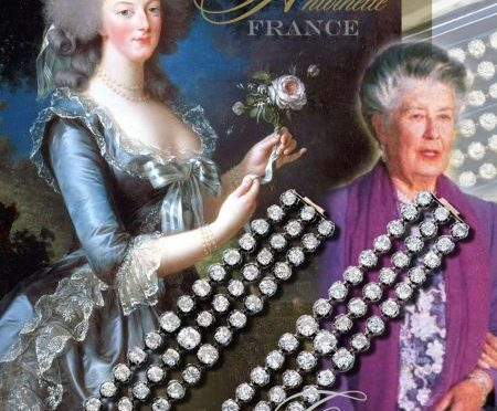 Queen Marie-Antoinette Diamonds|Diamants de Coronne |Infanta Alicia Duchess of Calabria| France  Royal Jewels