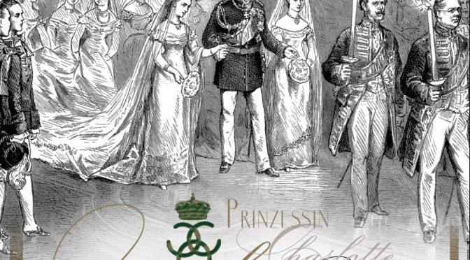Prinzessinnenkrone | Königliche Hochzeit Charlotte Prinzessin von Preussen | Sachsen-Meiningen