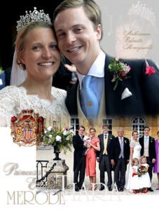 Honeysuckle Palmette Anthemium Diamond Tiara Diadem Princess de Merode |Wedding Tiara Princess Eliane de Merode