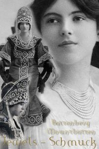 Countess Nadejda Mikhailovna (Nada) de Torby| Battenberg| Milfort-Haven| Gifts Wedding