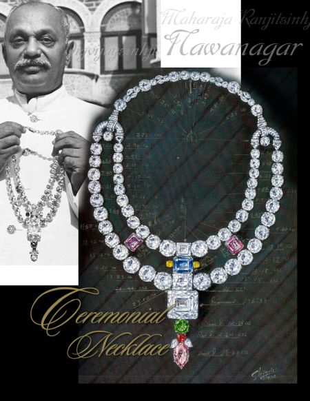 """The ceremonial necklace