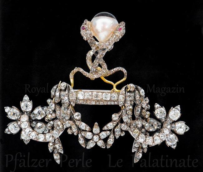 Le Palatinate | Die Pfaelzer Perle || Wittelsbacher Hausschatz Schatzkammer Residenz