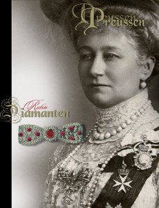 Rubin-Diamant-Brosche das Taufgeschenk des Kaisers von Österreich