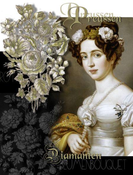 Elisabeth von Bayern| KronPrinzessin von Preussen| Königin von Preussen | Hohenzollern Schmuck