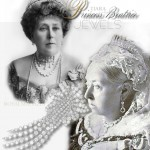 Queen Victoria Diamond Fringe Sunray Tiara