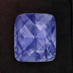 Imperial Romanov Ceylon Sapphire of 2 recutting Ceylon sapphire: 249,35 ct.