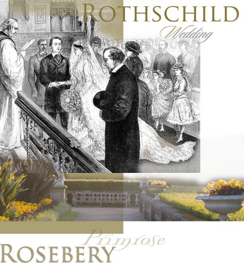 Hannah de Rothschild | Countess of Rosebery| Primrose Wedding