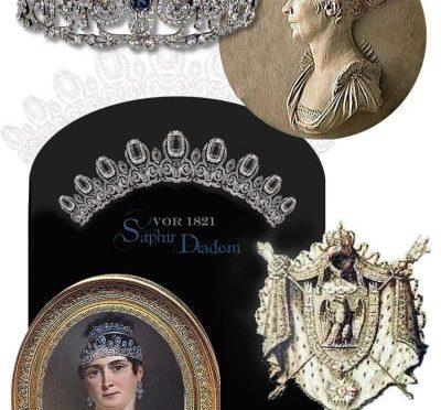 Empress Josephines Sapphire Parure Empress Josephine's Sapphire Parure | France Royal Imperial Jewel History