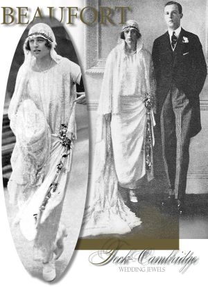 Royal Marriage | Victoria Constance Mary Somerset, Duchess of Beaufort | Royal Wedding of Princess Mary of Teck- The Lady Victoria Constance Mary Cambridge ROYAL MARRIAGE OF PRINCESS Mary of Teck