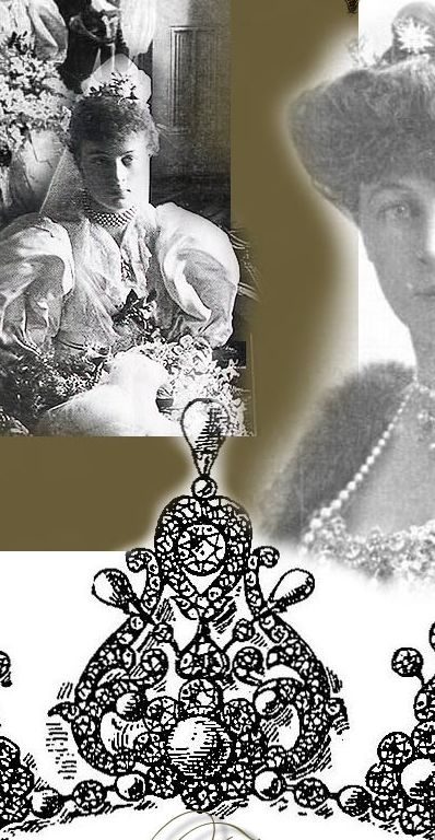 Teck Jewels | Lady Mary Grosvenor | Marchioness of Cambridge | Gold Bracelet Wedding Gift Present Diamond Pearl Bracelets - Choker | Lady Mary Grosvenor | Marchioness of Cambridge | Teck Jewels | Wedding Gift Present Diamond Pearl Tiara | Lady Mary Grosvenor | Marchioness of Cambridge | Teck Jewels | Wedding Gift Present from the Citizens of Chester