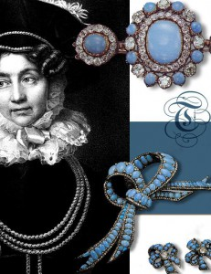 Thurn und Taxis Türkis Schmuck Turquoise Jewels of the House of Thurn und Taxis