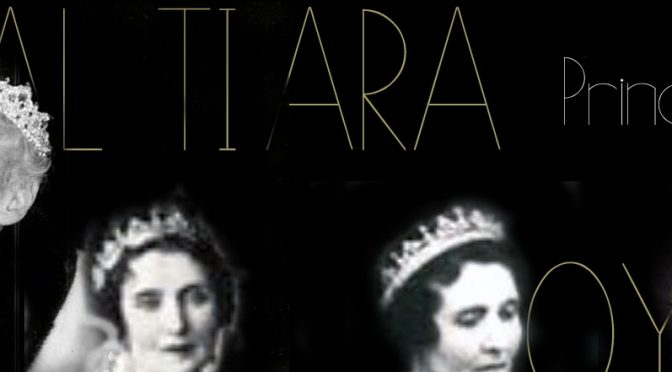 Princess Marie-Louise Diamond Tiara probably Palmette and Scroll Ornaments | Lady Ramsey | Princess of Great Britain&Ireland | Schleswig-Holstein