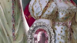 Topaz Parure Empress Marie-Louise