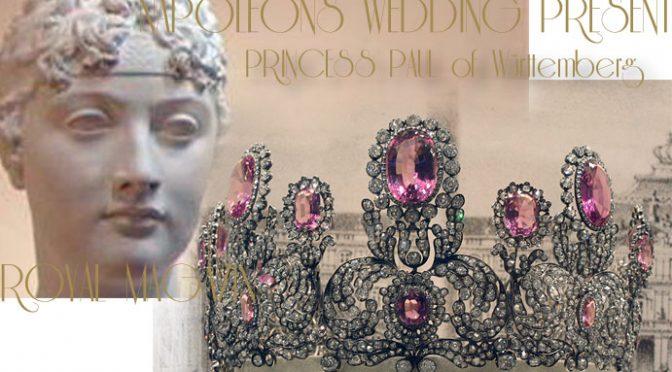 Royal Wuerttemberg Topaz Parure | Imperial Wedding Present  | Napoleons Hochzeitsgeschenk